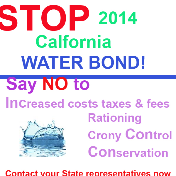 2014 Water Bond FB