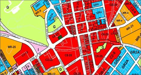 Hud-zoning-map